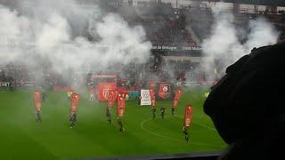 Rennes vs Monaco - Entrée des joueurs [2016]