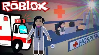 I AM A DOCTOR !! ROBLOX HOSPITAL MEEPCITY IN ENGLISH // SULIIN18YT