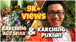 Kakching Lamkhai Pukhri & Alu Shak