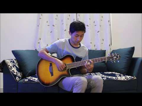 """""""the-first-noel""""---acoustic-guitar-fingerstyle"""