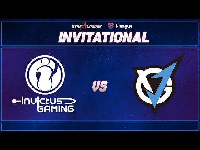 iG vs VGJ Game 1 - SL i-League Invitational: Group A Elimination Match - @Lyrical @Merlini