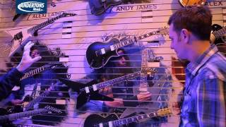 New ESP Guitars at NAMM 2015
