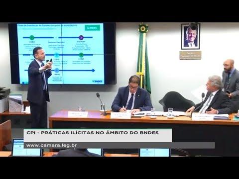 CPI do BNDES - Depoimento do ex-presidente Luciano Galvão Coutinho - 24/04/2019 - 14:47