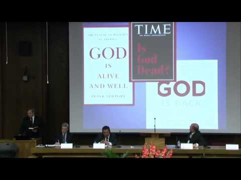 2014 International Law and Religion Symposium - Third Plenary Session (English)