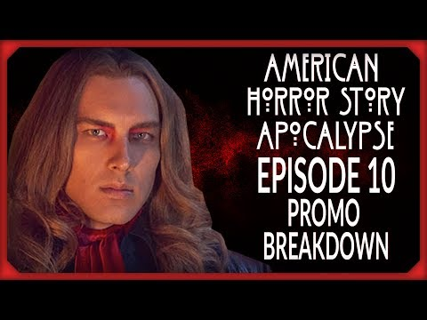 AHS: Apocalypse Episode 10 Promo Breakdown!