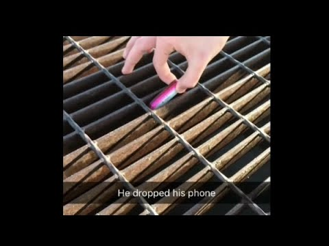 Extreme Phone pinching fails + completion ( Must watch )