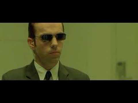 Agent Smith - One of these lives has a future