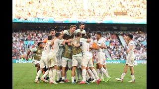 Хорватия Испания 3 5 КОСМОС Евро 2020