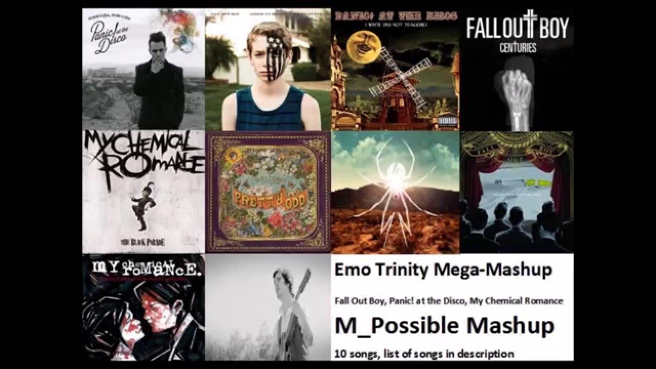 Emo Trinity - Christmas Eve Mega Mashup - YouTube