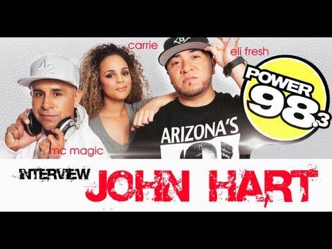 JOHN HART on Magic City Radio 5:20:13