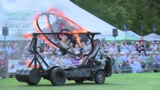 Joseph Peace Fire Stunt Spectacular 7 min version