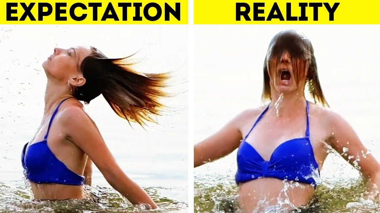 Очекувања vs. реалност - сценарија кои сигурно ви се случиле