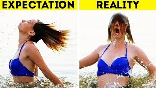 EXPECTATION VS. REALITY || LIFE FAILS YOU