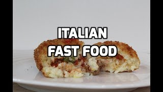 How to kinda make Arancini (Italian Rice Balls)