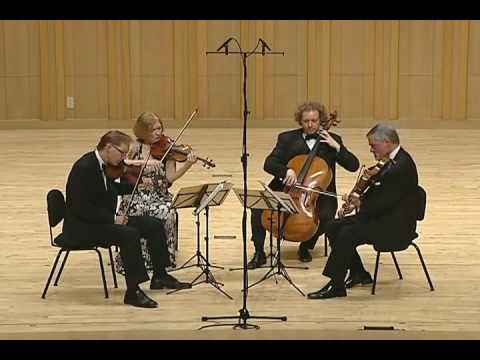 The American String Quartet - Beethoven String Quartet, op. 130 Cavatina