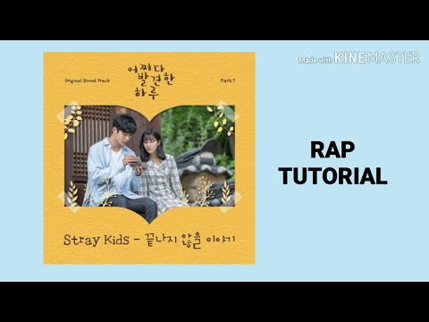 """Download Extraordinary You OST Part 7 Stray Kids """"Story That Won't End"""" Rap Tutorial Mp4 baru"""