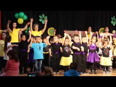 Zhiro at Nese Yuvam Kindergarten on Children's Day 2018