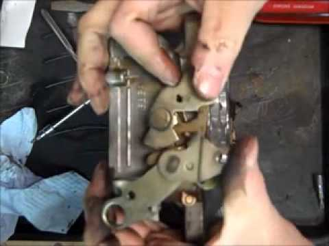 Carter AFB Carburetor - Mikes Carburetor Parts