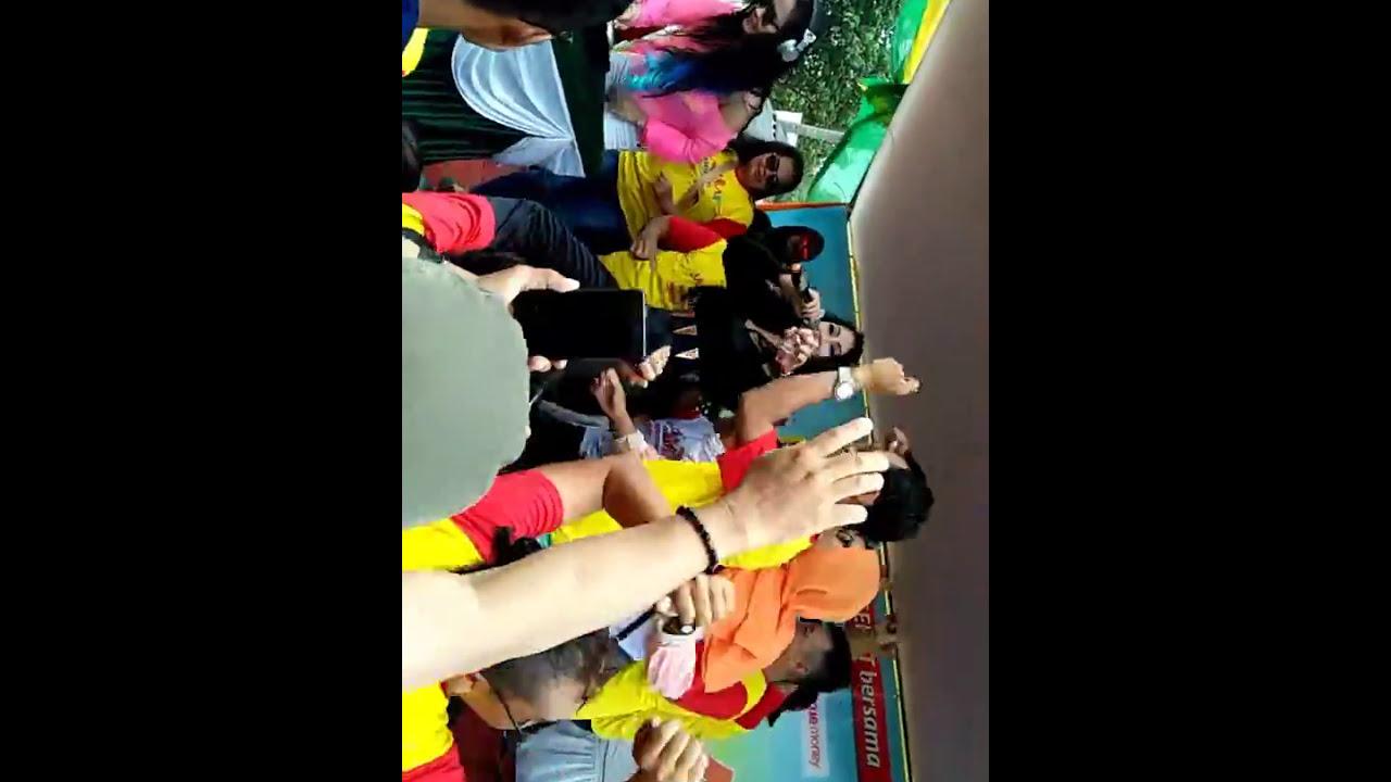 5 Maret 2017- DJ VELLINE CHU FEAT MELA BARBIE @PANTAI FLORIDA ...
