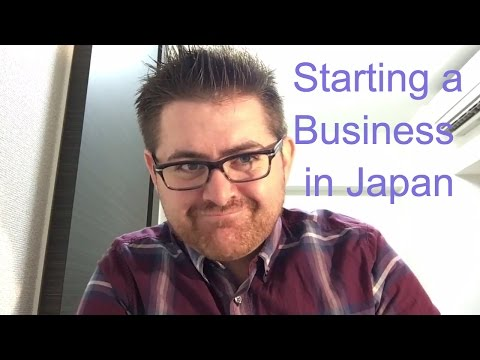 Running a Business in Japan