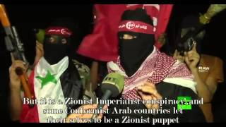 Abu Ali mustafa brigades(PFLP) address its support to the Syrian People and the Syrian Arab army