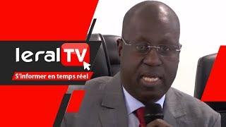 Sécurité électronique: Abdou Karim Sall prend des mesures fortes pour...