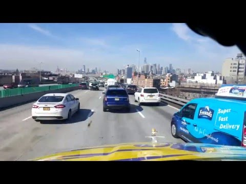 Prime Inc Trucking| Driving thru Brooklyn, New York Pt.2 LIVE