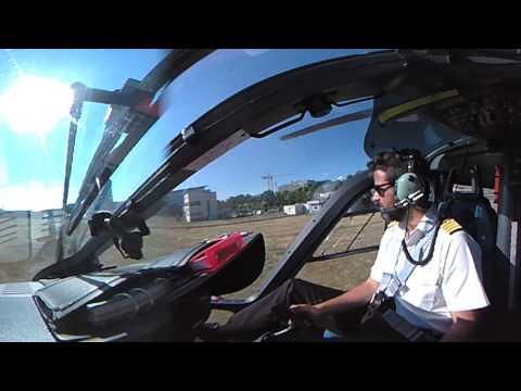 Hélipass Décollage de l'heliport de Paris (video 360)