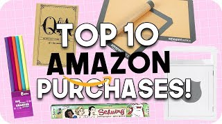 Best Amazon Buys! 10 Things I Can