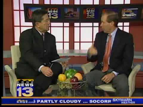 Udall discusses healthcare, Afghanistan