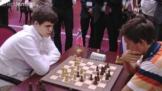 Carlsen-Karjakin, World Blitz Championship 2012 thumbnail