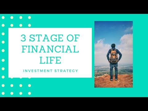 3 Stages of Financial Life
