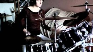 M83 - Run Into Flowers (drum cover)