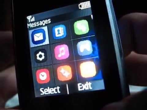 Dem0 Nokia x1-00
