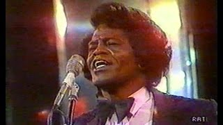 Gambar cover James Brown live in Italy 1984
