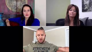 Bioenergetics and Healing the Emotional Body - Elliot Hulse and Teal Swan: Inspired Expansion Ep.#11