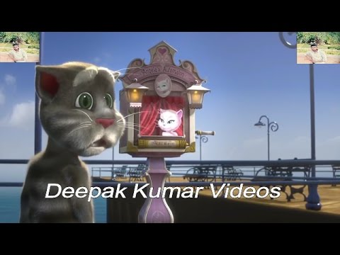Supne - Akhil | Talking Tom Version | Full Video Song | Latest Punjabi Songs 2017 |