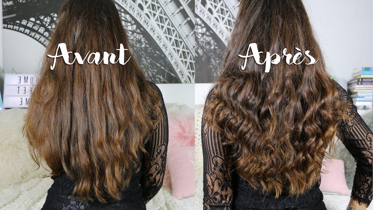 Boucleur pour cheveux tres long