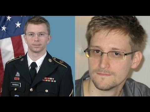 Bradley Manning's Trial & Edward Snowden