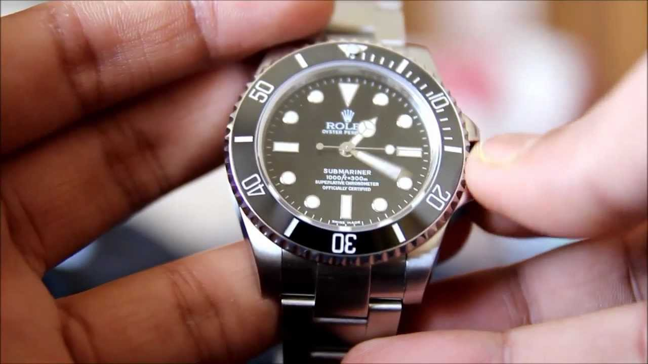sex hamar rolex submariner date
