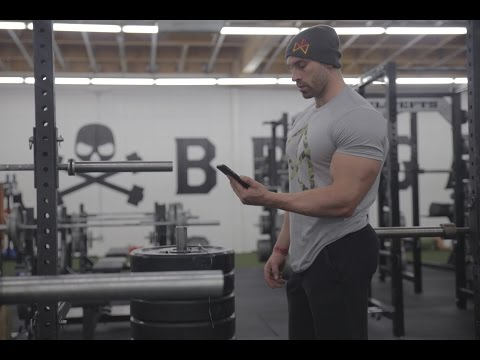Build Your Chest | Bradley Martyn | full workout