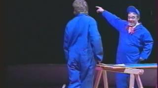 Duo Clown Frisco et André - Les Tapissiers Video