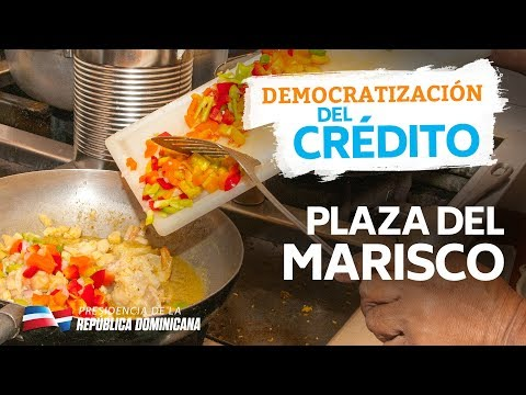VIDEO: Plaza del Marisco