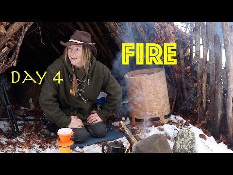 Irish Soda Bread on a Campfire | 28 Day Fire Challenge | Food & Fire