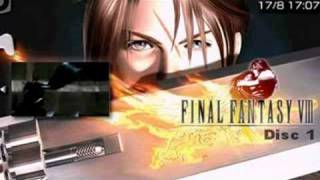 [PSX] Preview eboot Final Fantasy VIII CD1