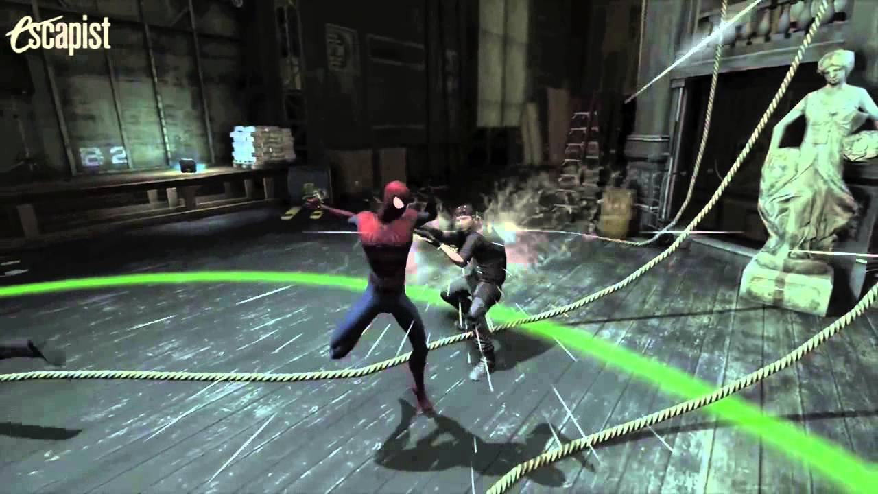 The Amazing Spiderman 2 | GAMEPLAY DEMO !!!!