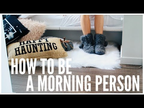 How To Wake Up Early | HOW TO ADULT 101