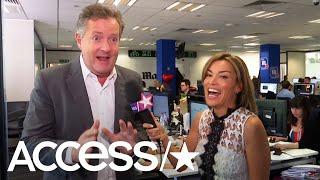 Piers Morgan Calls Meghan Markle's Half-Sister Samantha 'Ghastly' & 'Appalling' | Access