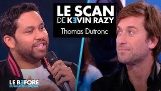 Thomas Dutronc - Le scan de Kevin Razy - Le Before du Grand Journal