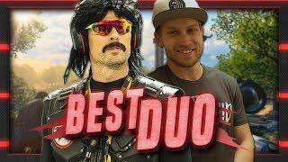 Blackout's BEST DUO | DrDisRespect & TSM Viss